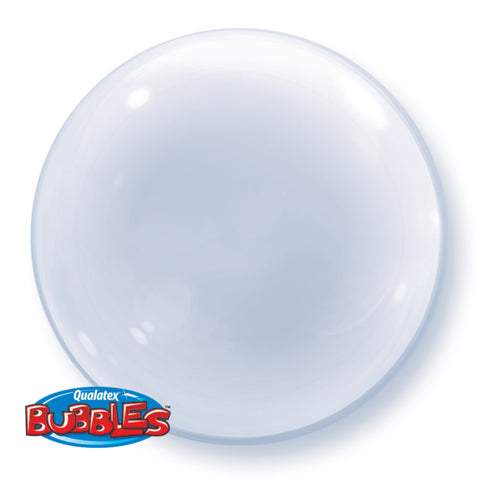 Deco Bubble Balloons 24in