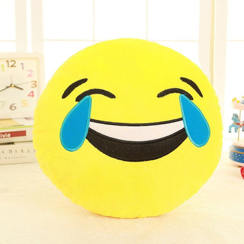 Emoji Pillow - LOL