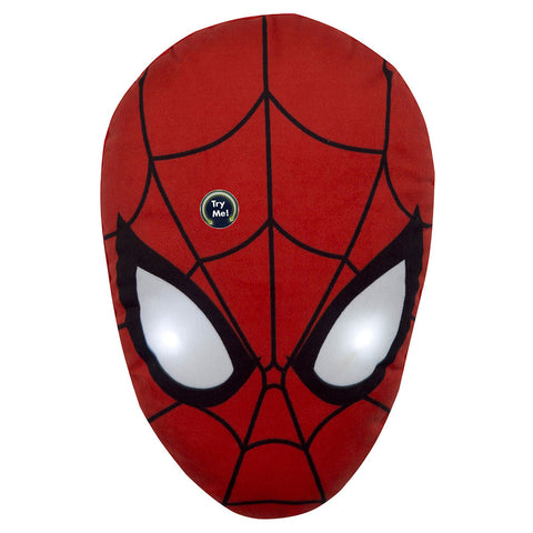 Spiderman Head Cushion Print With LED