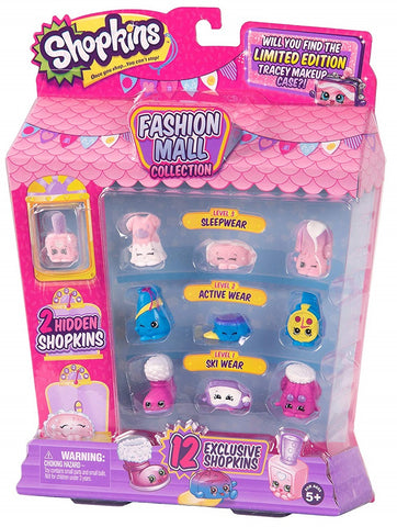 Shopkins Fashion Mall Collection