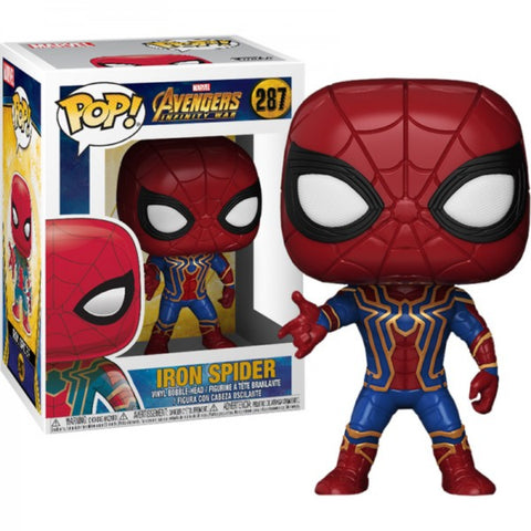 Pop! Marvel:Avengers Infinity War -Iron Spider
