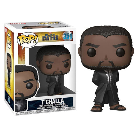 POP Marvel: Black Panther - Black Panther Robe