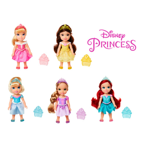 Disney Princess petite dolls basic