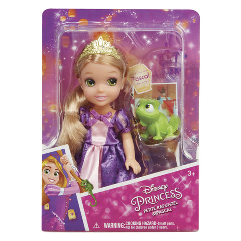 Disney princess petite doll rapunzel