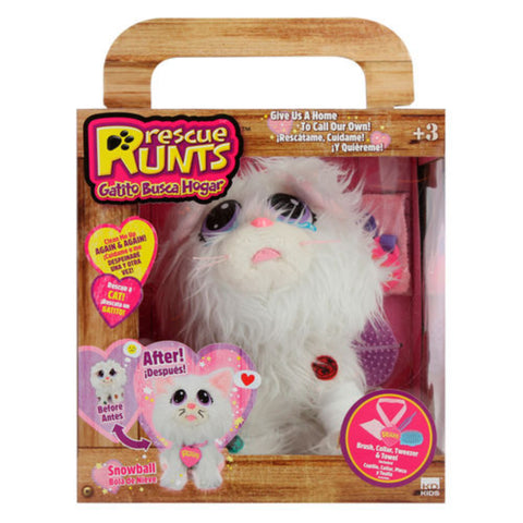 Rescue Runts Snowball