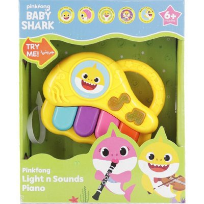 Babyshark Light N Sound Piano