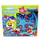 Game Baby Shark Fishing