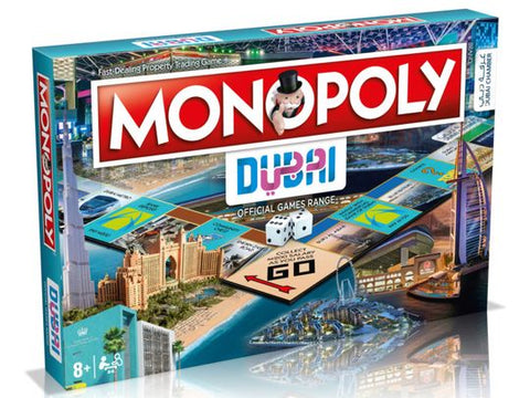Monopoly Dubai Official Edition