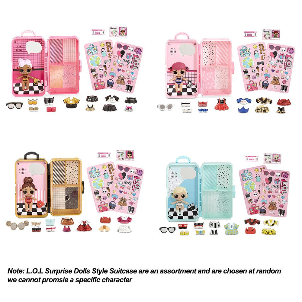 L.O.L. Surprise Style Suitcase  in