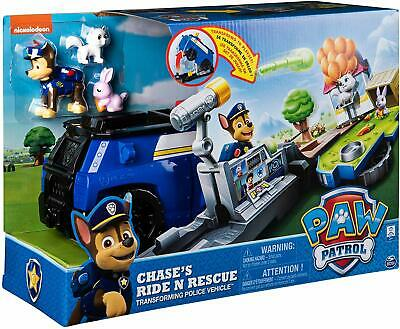 Paw Patrol Ride N Rescue Vehicle Assorted