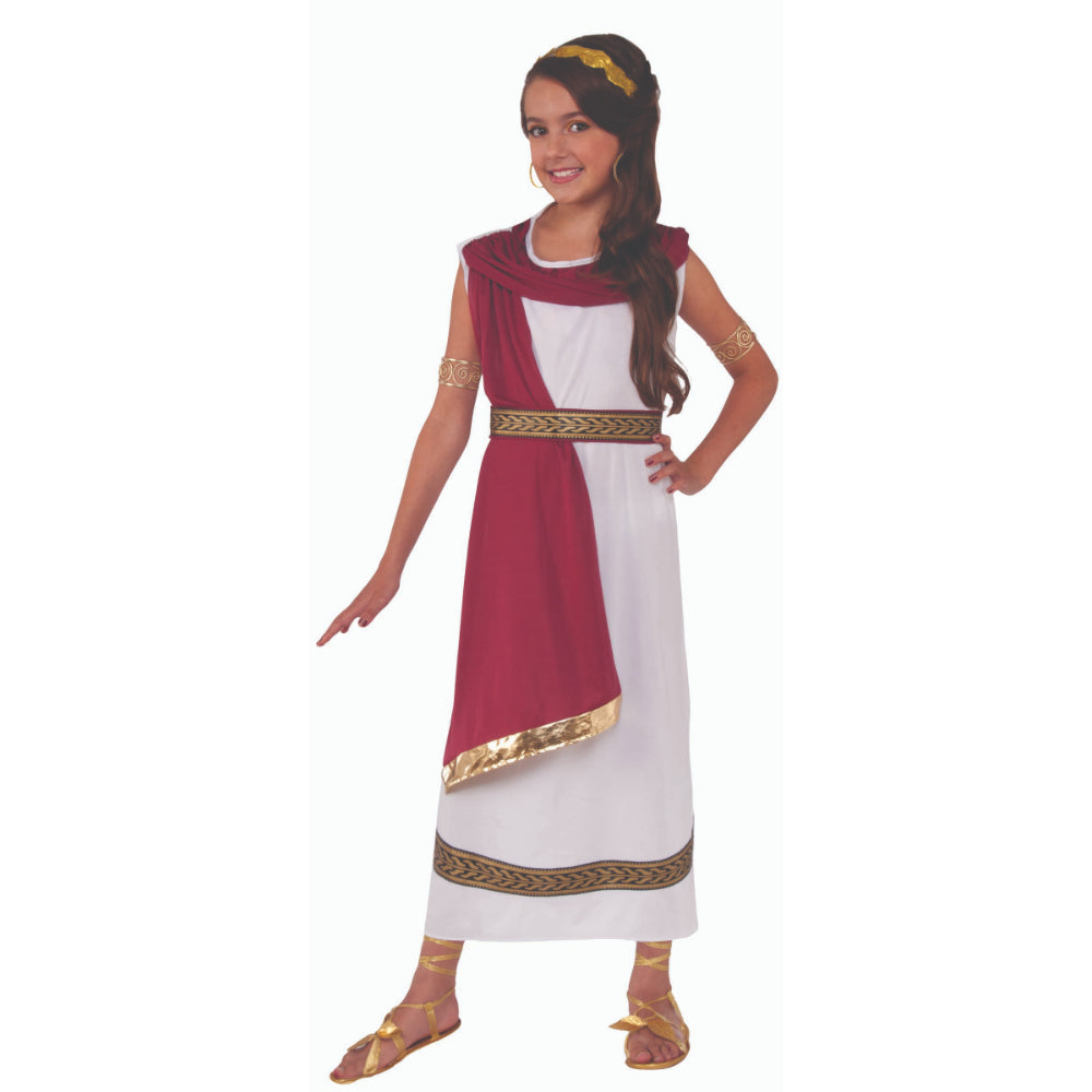 Greek Goddess Girl Costume