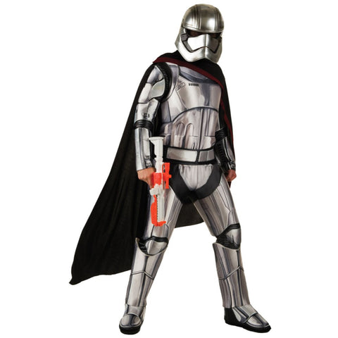 Deluxe Captain Phasma Male Costume