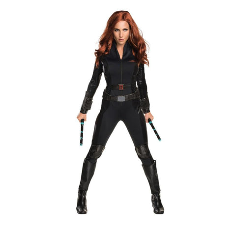 Black Widow Female Costume S