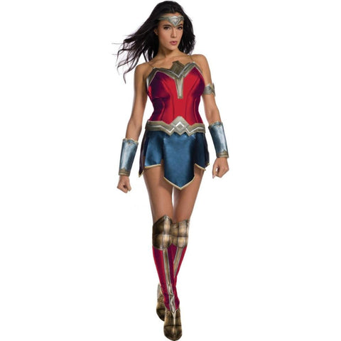 Adult Secret Wishes Wonder Woman Costume S