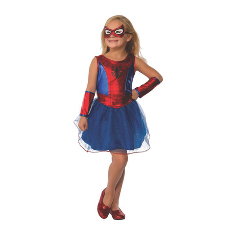 Tutu Dress Spider-Girl Costume