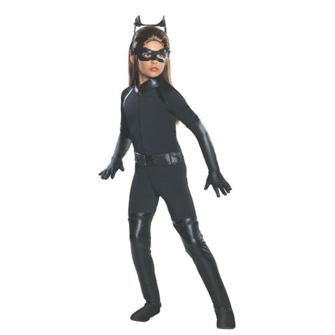 Deluxe Cat Women Girl Costume