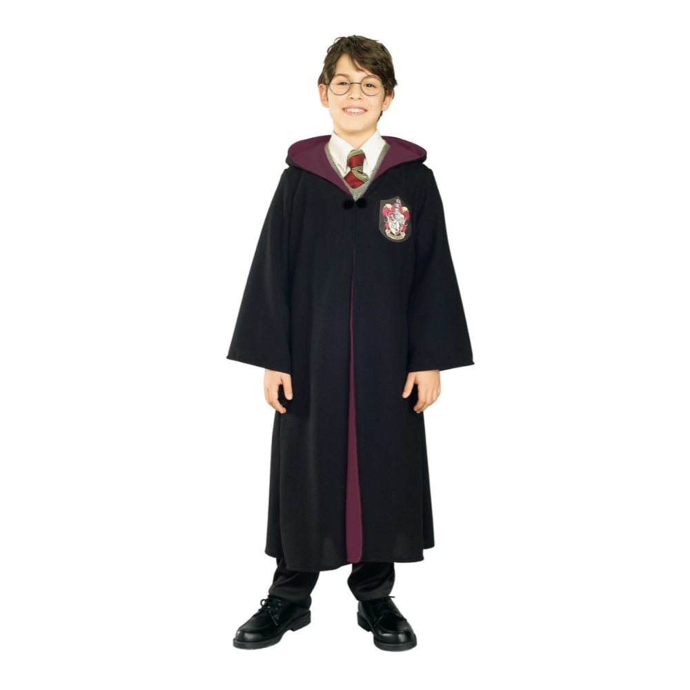 Deluxe Harry Potter Robe Boy Child Costume