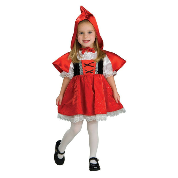 Red Riding Hood Toddler Girl Costume