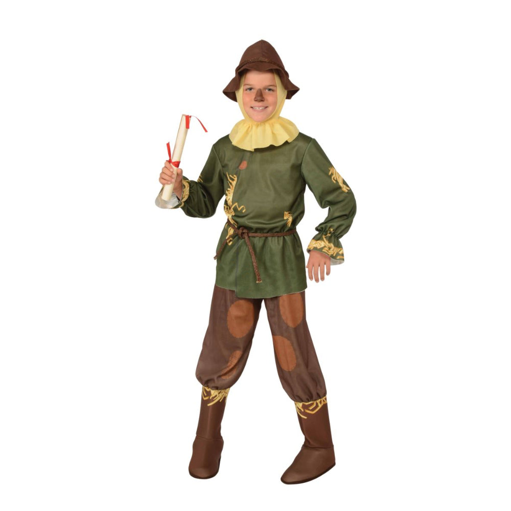 Scarecrow Halloween Sensations Boy Child Costume