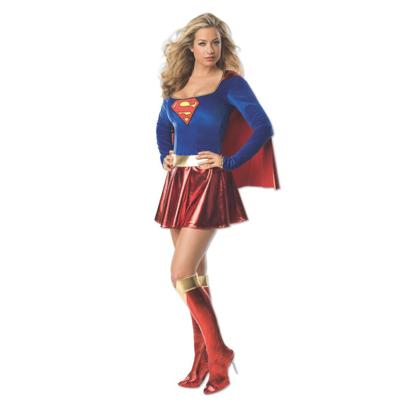 Supergirl Female Costume