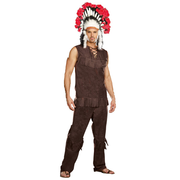 Chief Long Arrow Male Costume
