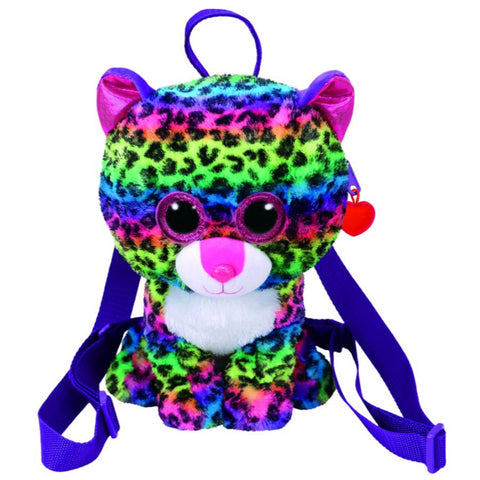 Ty Gear Leopard Dotty Back Pack
