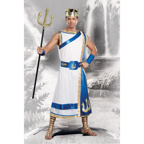 Poseidon Male Costume