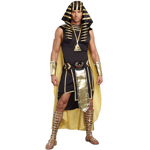 King Of Egypt Male Costume