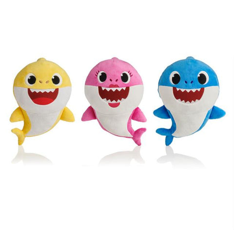Babyshark Shark Family Doll