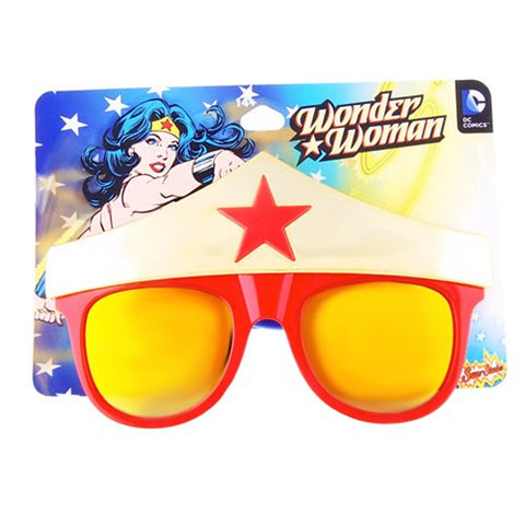 Officially Licensed Star Wonder Woman SunStaches