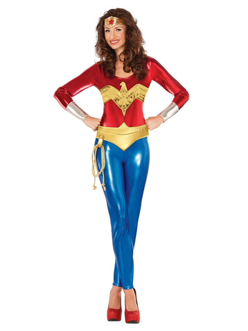 Adult Wonder Woman Catsuit