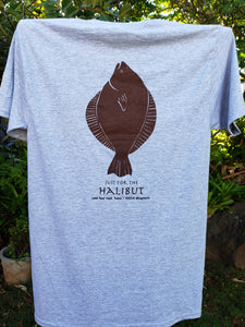 """Halibut"" T-shirt"