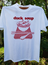 "Load image into Gallery viewer, Duck Soup ""Flashback Design"" T-shirt"