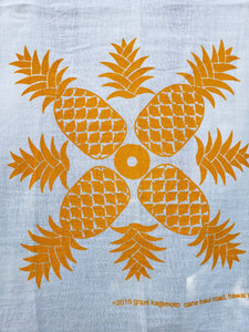 """Pineapple Quilt"" Dishtowel"