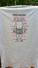 Load image into Gallery viewer, Pidgin Anatomy T-shirt