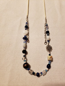 Mask Clip Necklace in Friends Collection