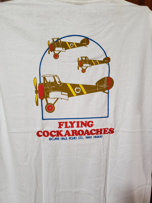 Flying Cockaroaches T-Shirt