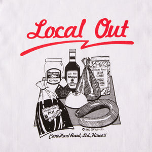 """Local Out"" Dish Towel"