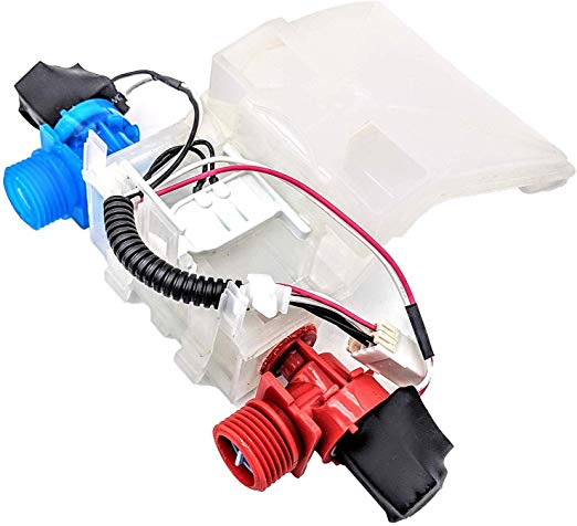 W10144820 Whirlpool Washer Water Valve - Highway 61 Appliance Parts