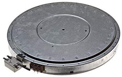 "WB30T10130 GE Range 12"" Dual Surface Element"