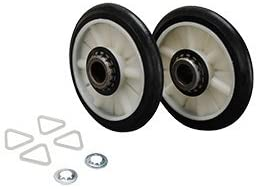 349241T Whirlpool Dryer Drum Rollers - Highway 61 Appliance Parts