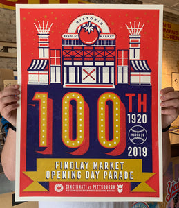 100th Anniversary Findlay Market Opening Day Parade Print