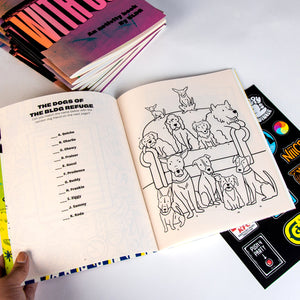 Create With Us Activity Book