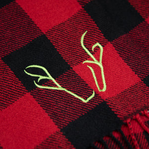 BLDG Buffalo Plaid Scarf