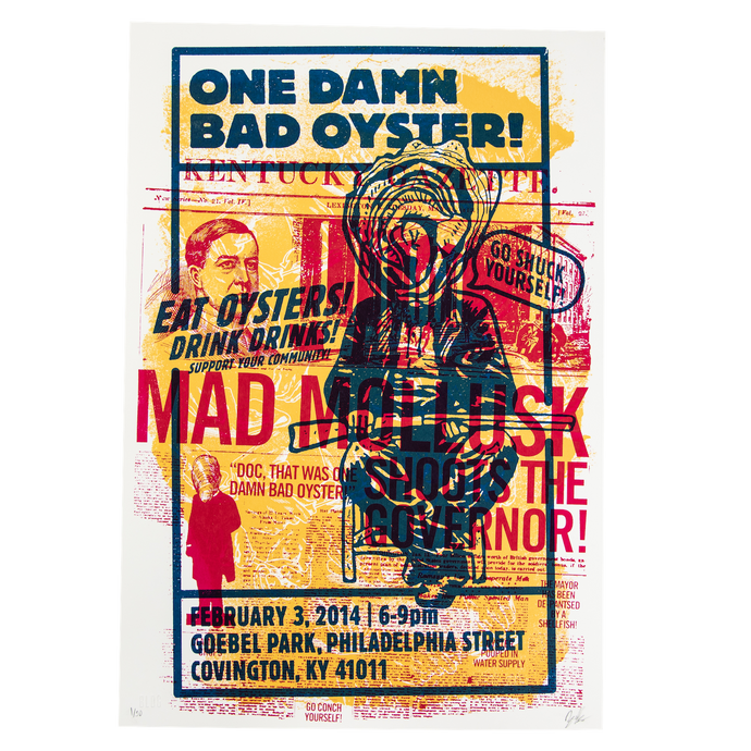 One Damn Bad Oyster