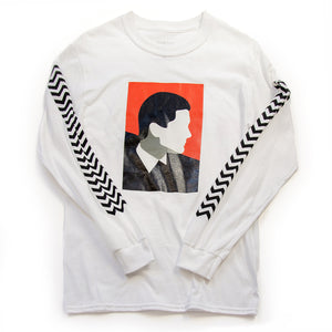 Twin Peaks Cooper White Long Sleeve