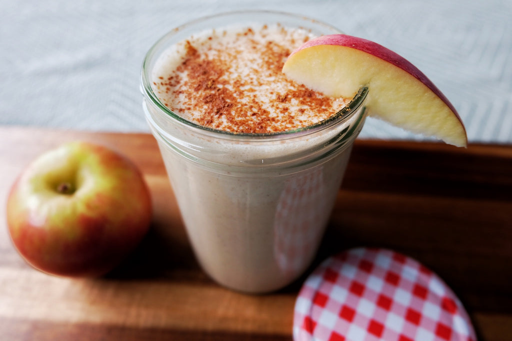 Apple Oat Morning Smoothie