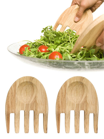 Nature Hands salad utensils