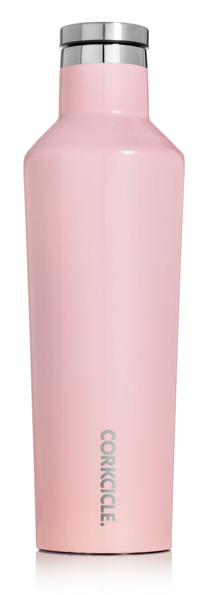 CORKCICLE Classic Canteen 475 ml - Gloss Rose Quartz