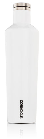 CORKCICLE Classic Canteen 750 ml - Gloss White